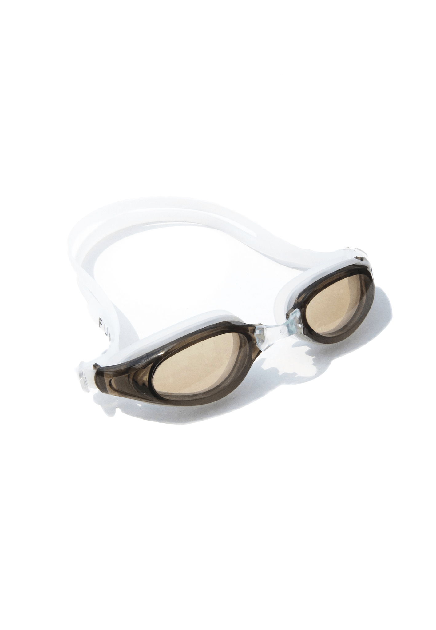 Leisure Wide-Framed Goggles (Brown)