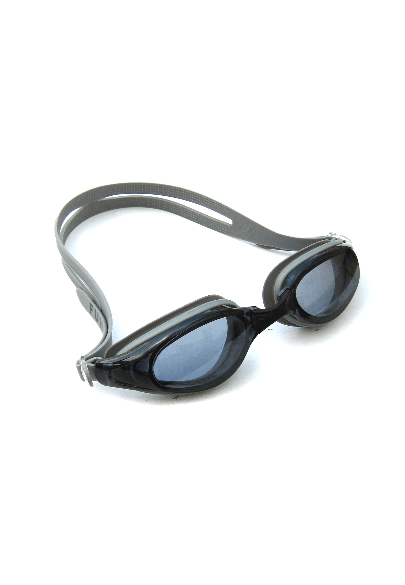 FUNFIT Leisure Wide-Framed Goggles (Grey)