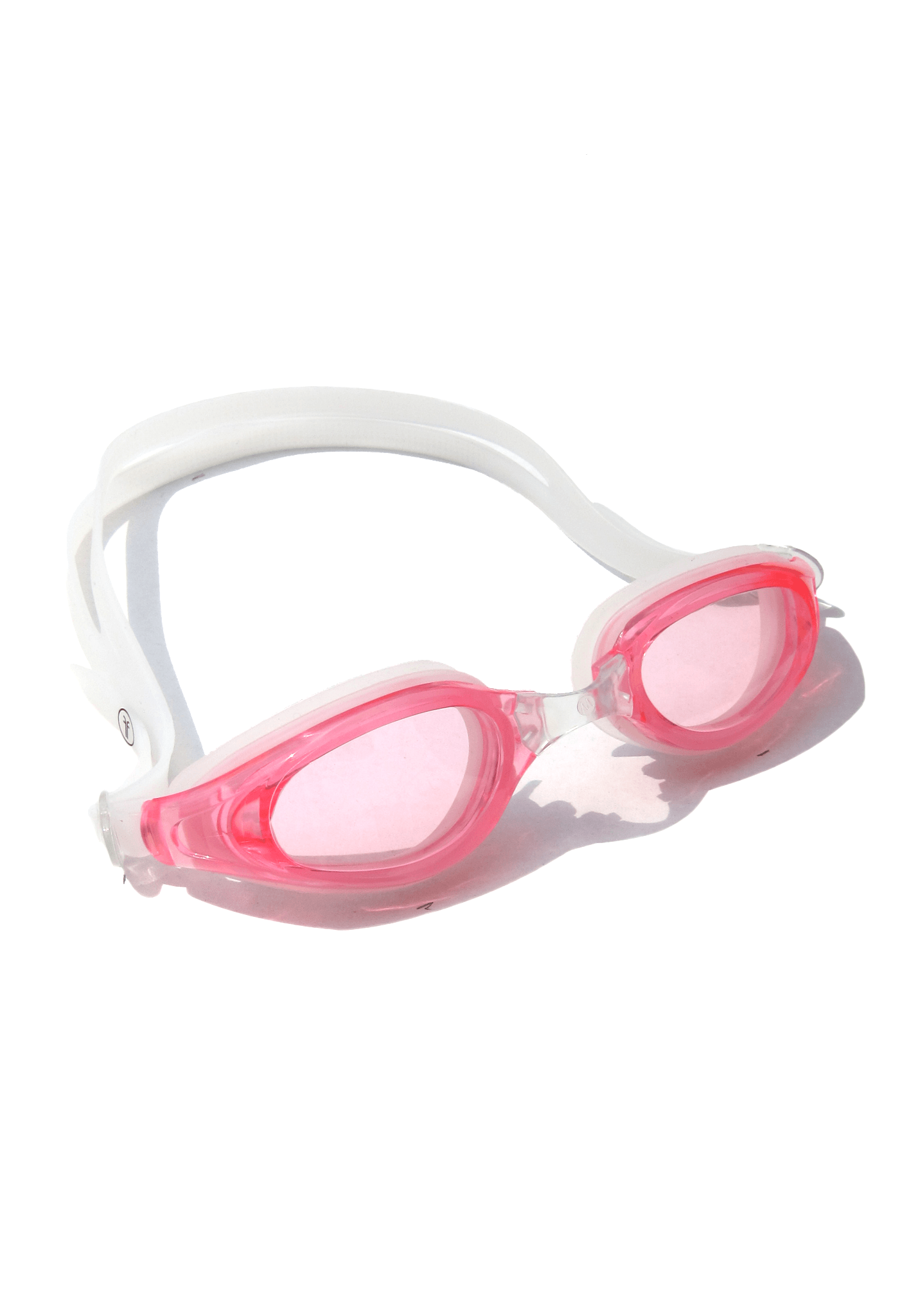 Leisure Wide-Framed Goggles (Pink) - FUNFIT