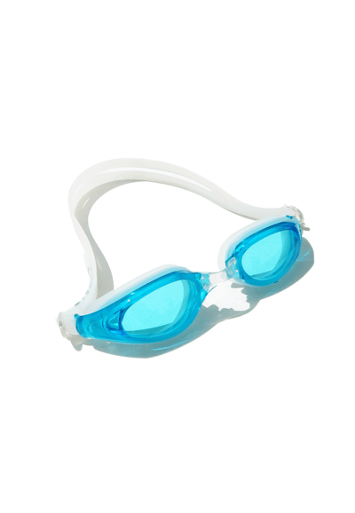 Leisure Wide-Framed Goggles (Turquoise)-FUNFIT