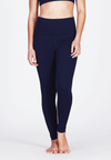 Luxtride High-Waist Leggings in Indigo - FUNFIT