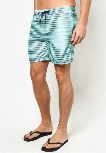 Men Boardshorts in Eccentric Stripes (S - 2XL)