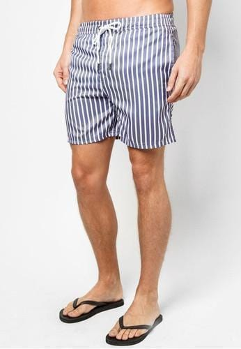 Men Boardshorts in Nautical Stripes (S - 2XL)