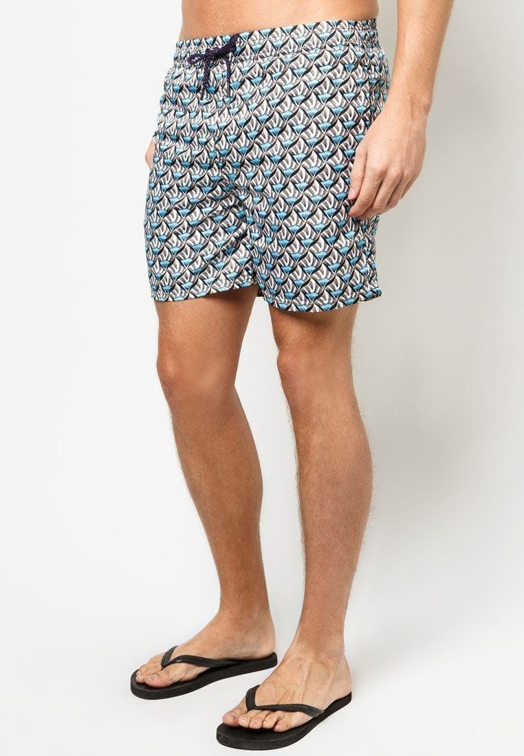 Men Boardshorts in Oceanside Print (S - 2XL)