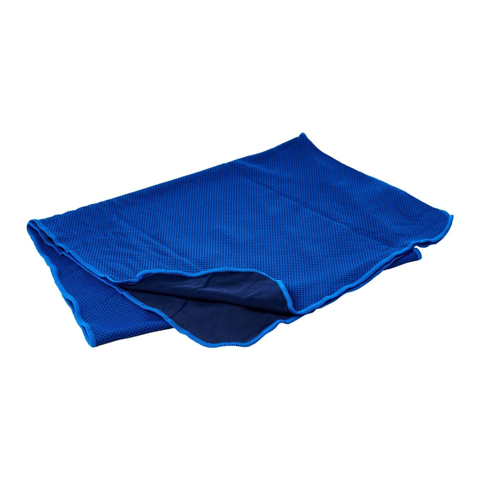 Coolite Sports Towel In Cobalt Blue