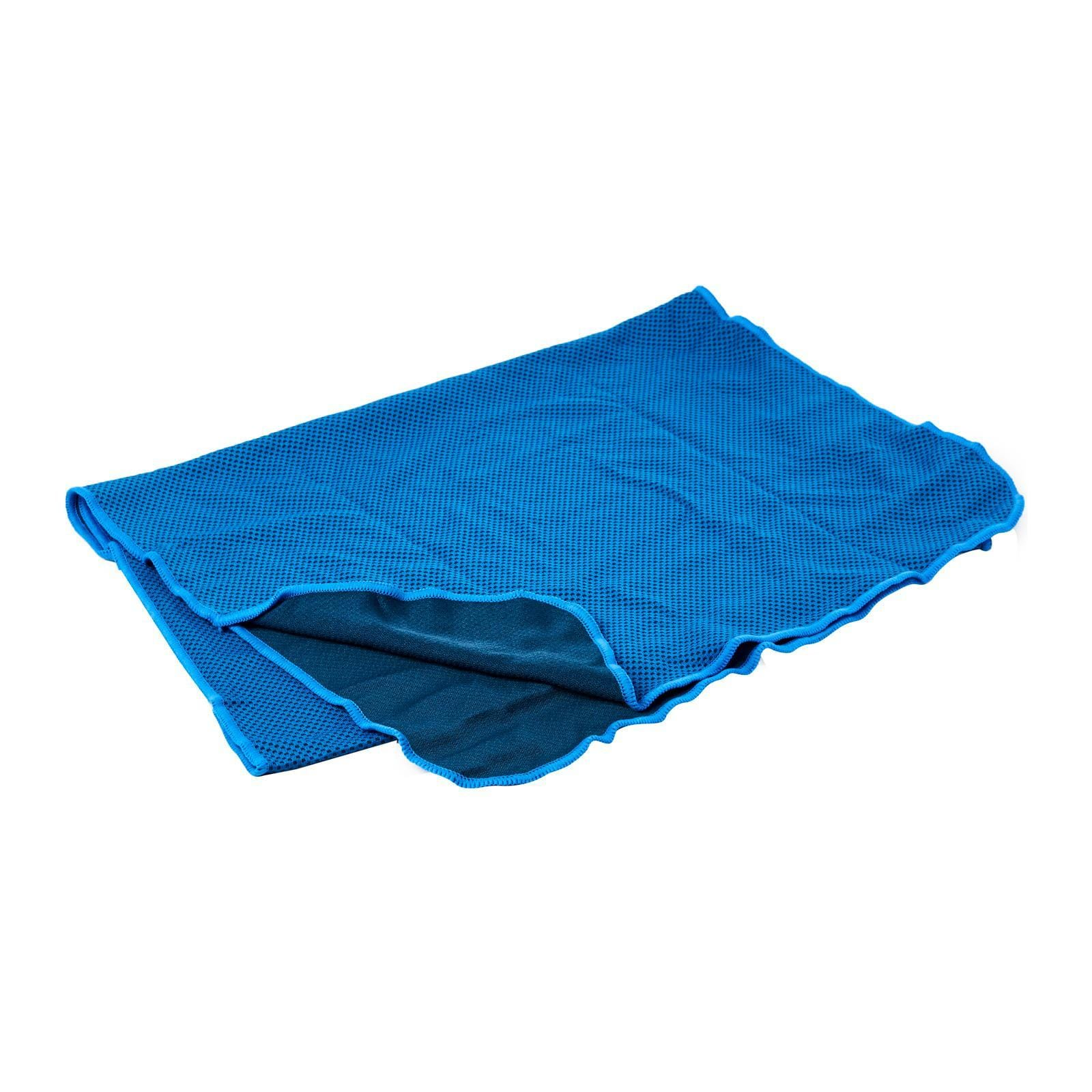 Coolite Sports Towel In Light Blue
