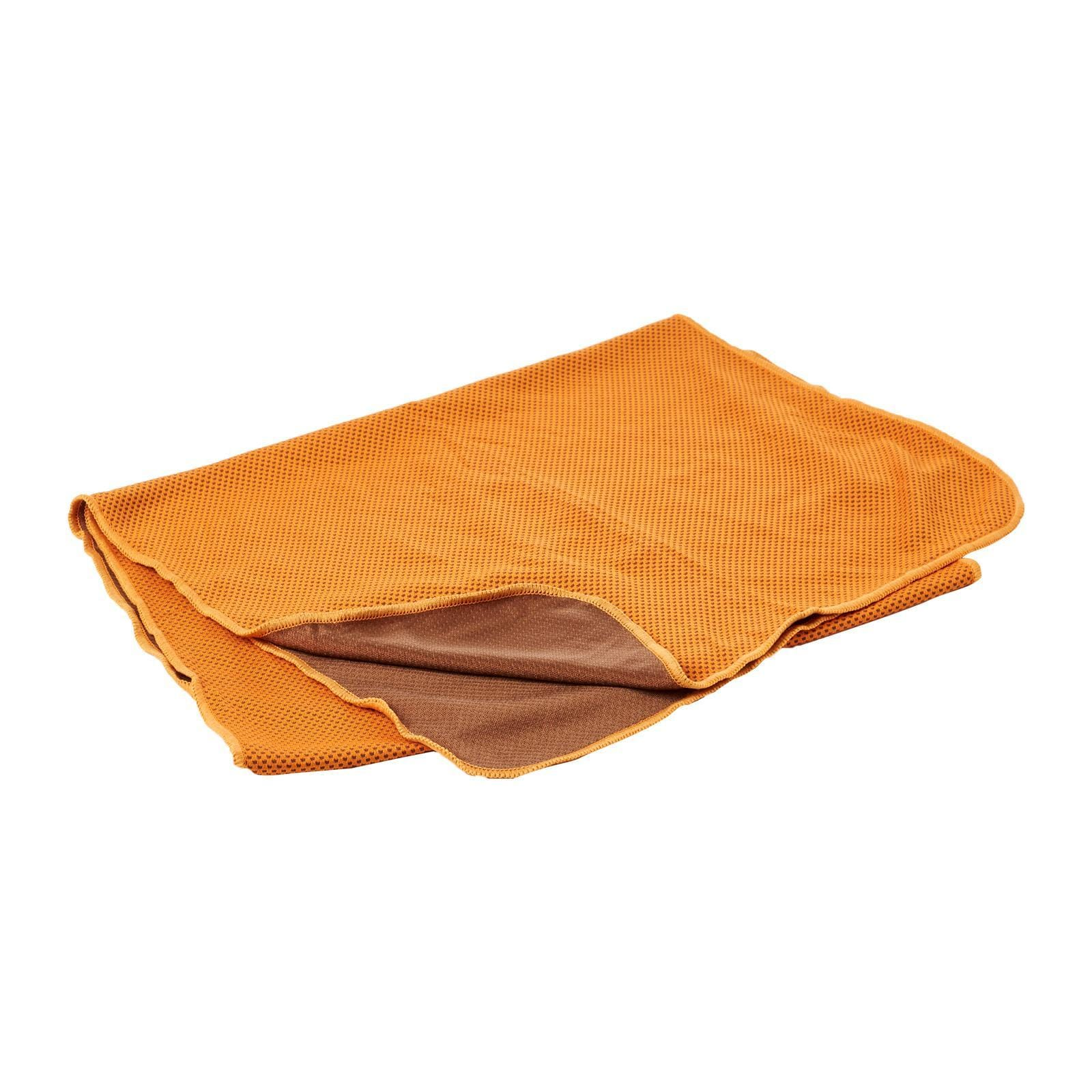 Coolite Sports Towel In Orange