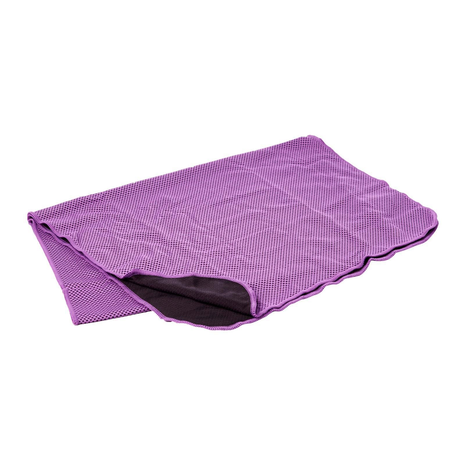 Coolite Sports Towel In Purple