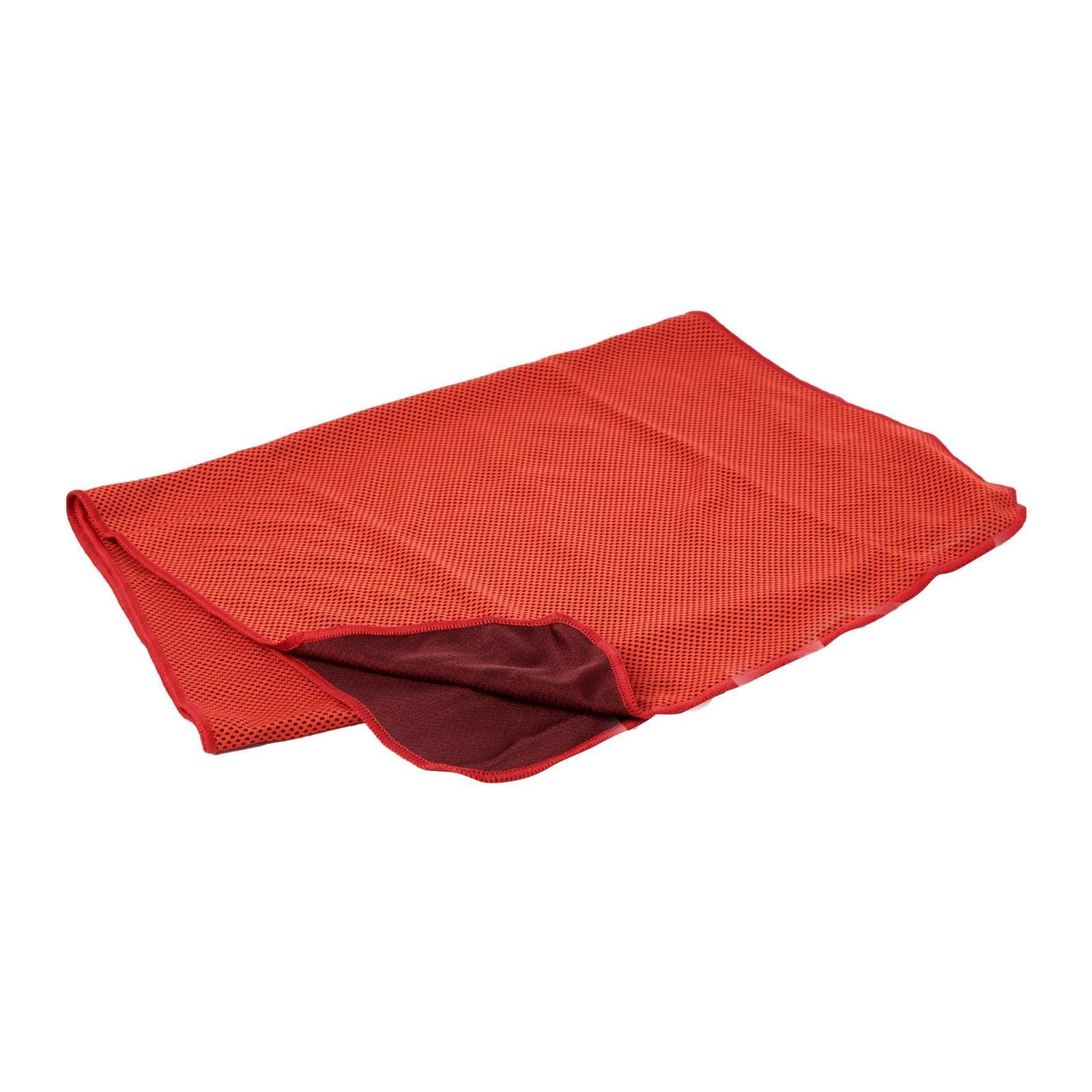 Coolite Sports Towel In Red