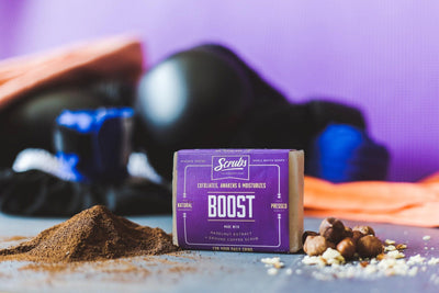 SCRUBS The Athlete's Soap (Boost)-FUNFIT