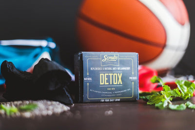 SCRUBS The Athlete's Soap (Detox) - FUNFIT