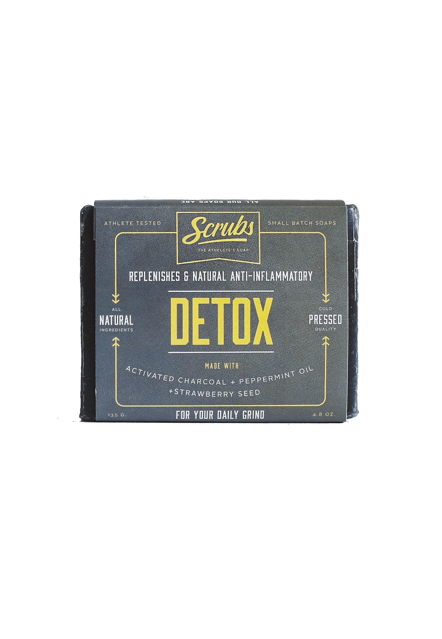 SCRUBS SCRUBS The Athlete's Soap (Detox)