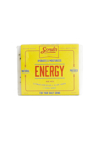 SCRUBS The Athlete's Soap (Energy) - FUNFIT