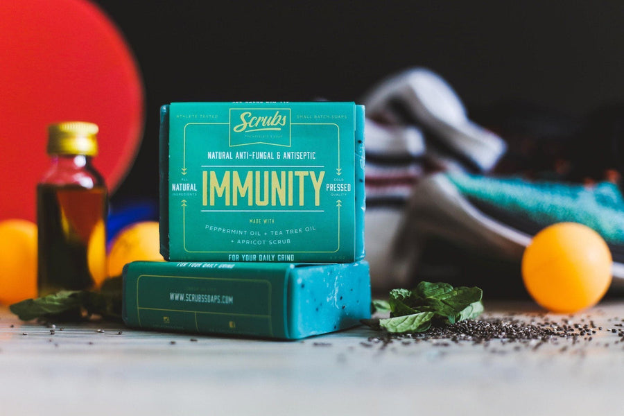 SCRUBS The Athlete's Soap (Immunity)