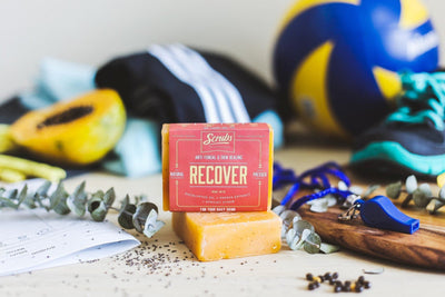 SCRUBS The Athlete's Soap (Recover) - FUNFIT