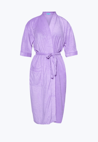 Swim Robe in Lavender - FUNFIT