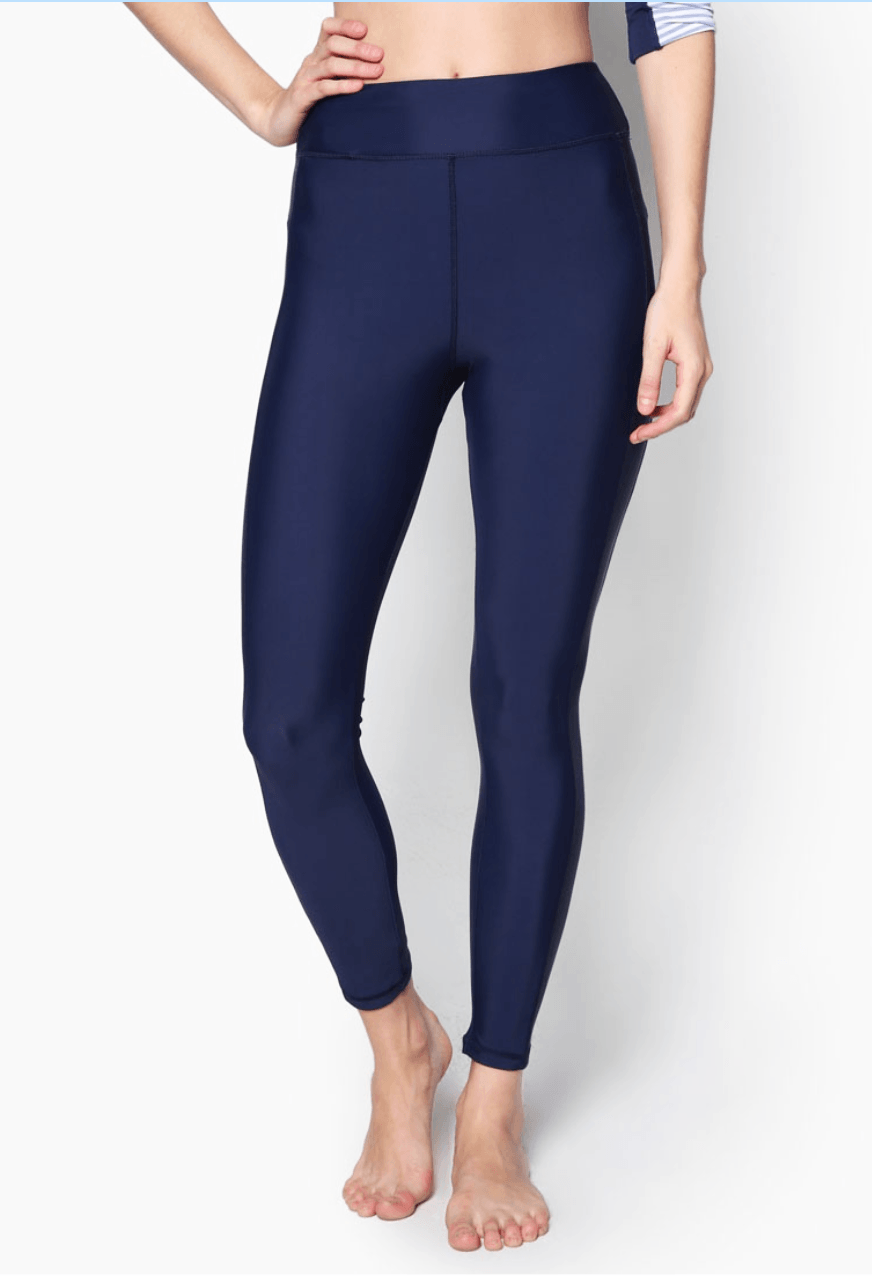 FUNFIT UPF50+ Swim Tights (Navy) | XS - 2XL (Unisex)