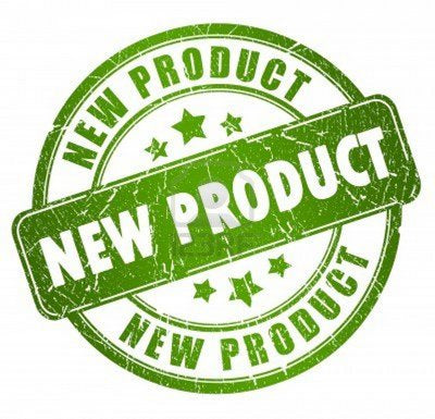 NEW PRODUCT ALERTS BELOW...LOOK OUT FOR...