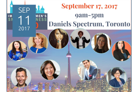 We will be vendors at Immigrant women's small business at Daniel Spectrum September  17th