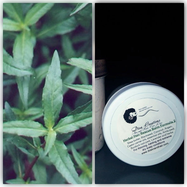 Herbal Hair Rescue Balm Formula  2