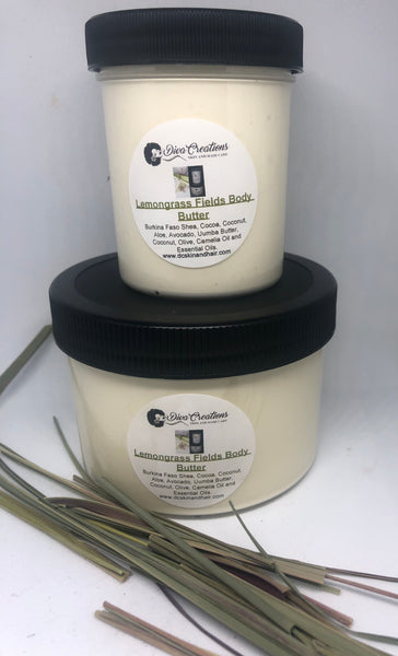Lemongrass Fields Body Butter