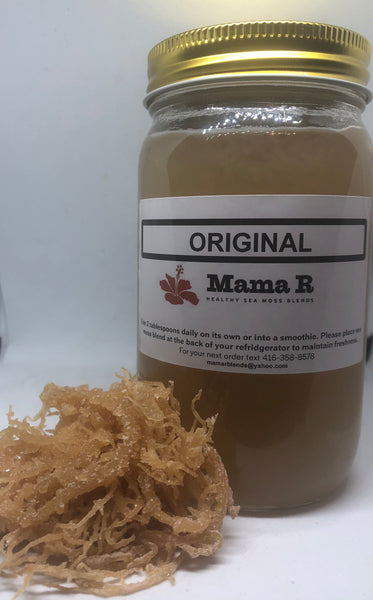 ORIGINAL SEA MOSS-PICK UP ONLY