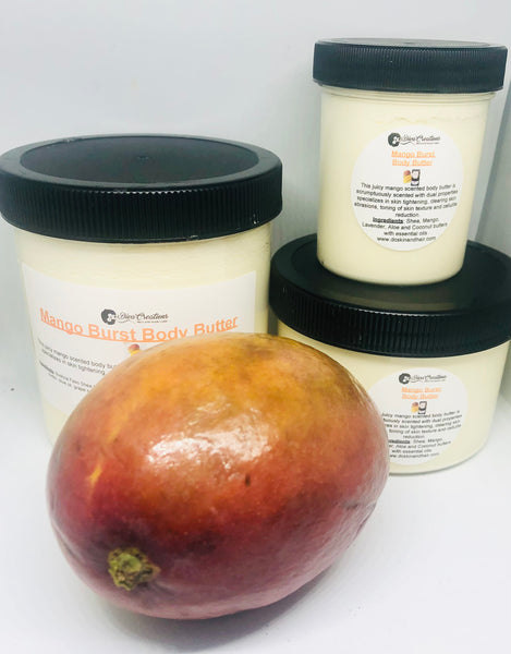 Mango Burst Body Butter
