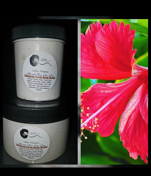 Hibiscus Floral body butter ***TOP SELLER***