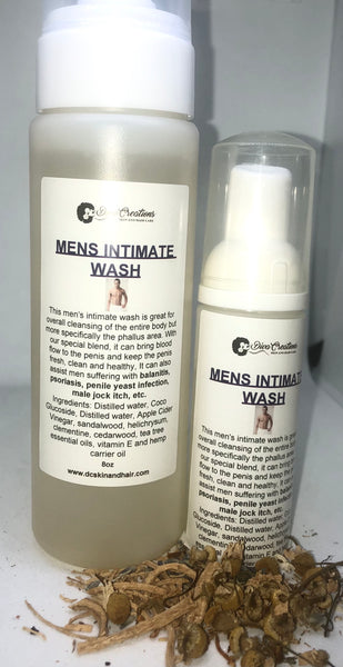 MENS INTIMATE WASH