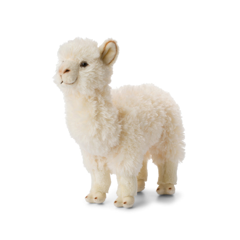 Plush Alpaca Toy