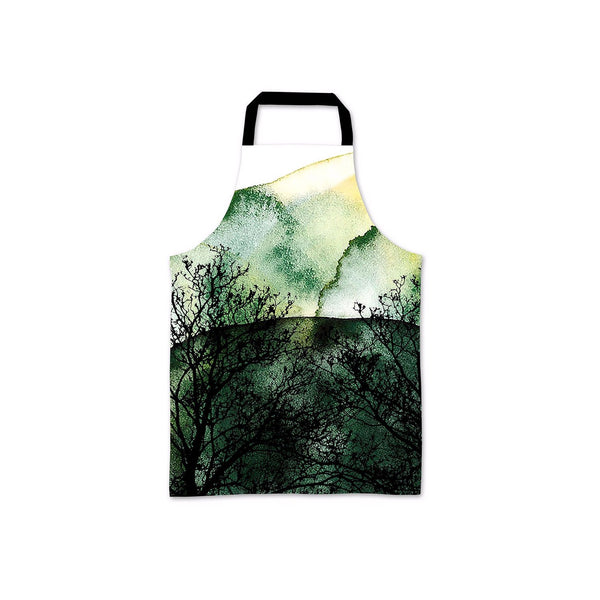 Sue Timney Apron - Forest - 40% off