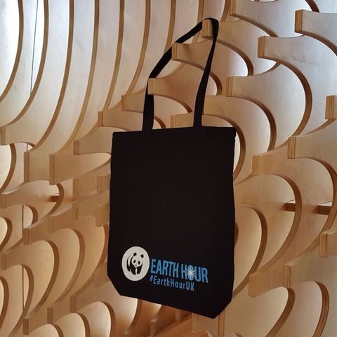 Earth Hour Shopper Bag