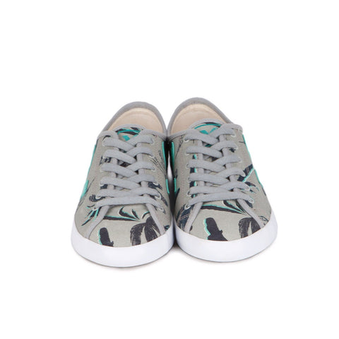 Veja Canvas Amazon Oxford Grey Chlorophyll