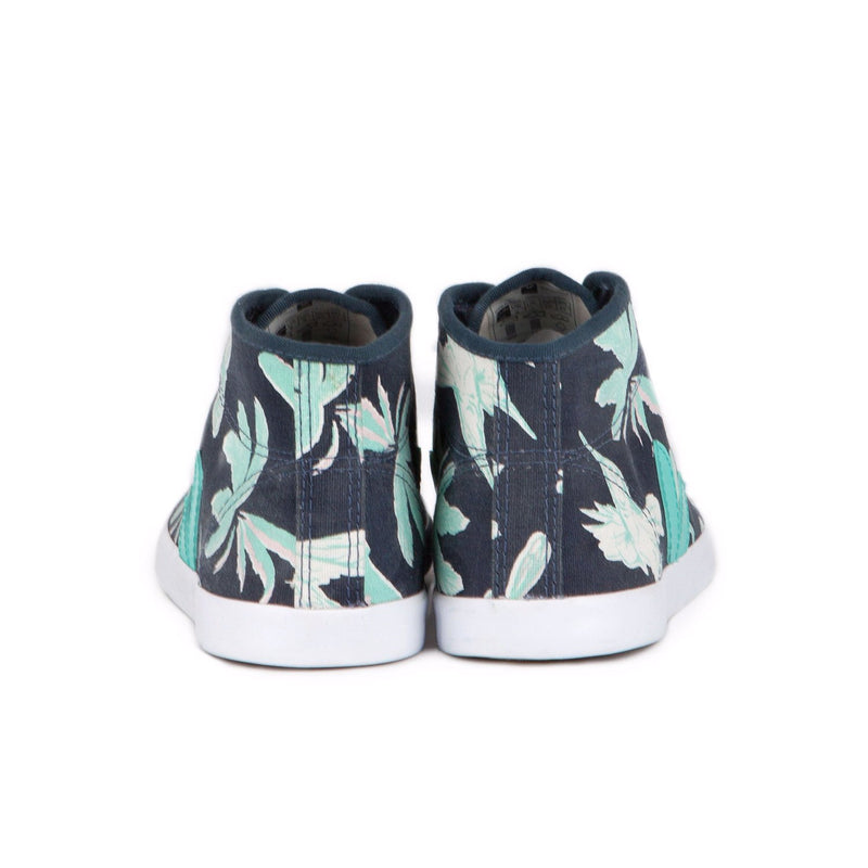 Veja Mid Canvas Amazon Nautico Chlorophyll