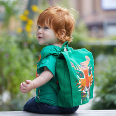 Roary Tiger Toddler Backpack