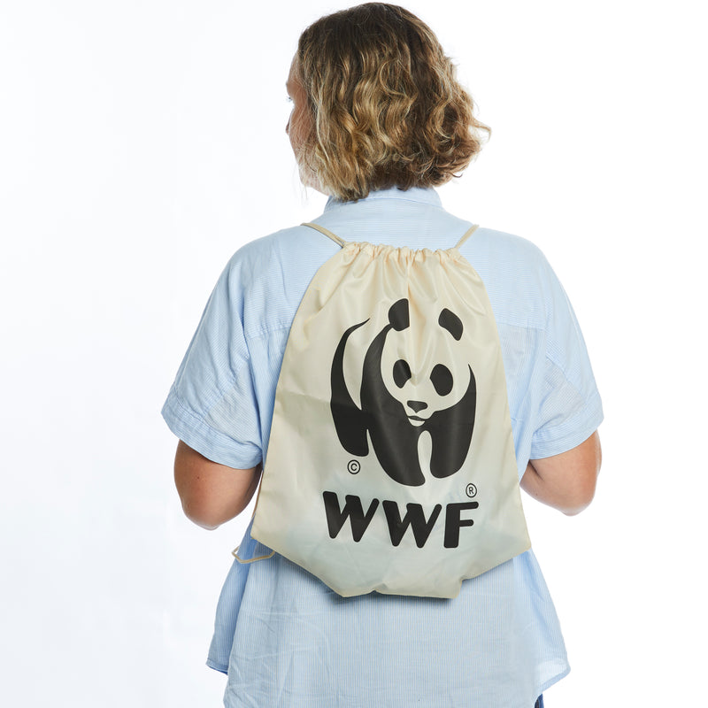 Panda RPET backpack