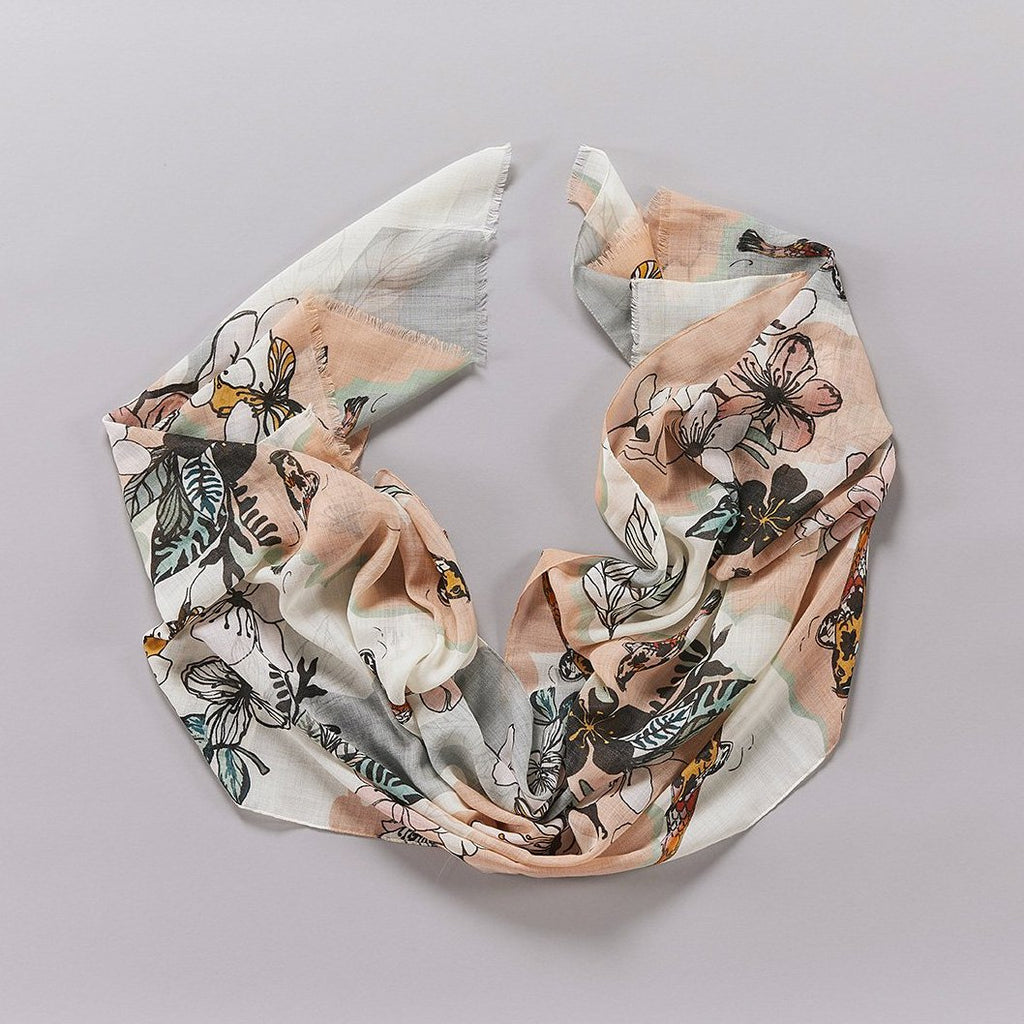 Erin Donohoe Wool & Cashmere Scarf