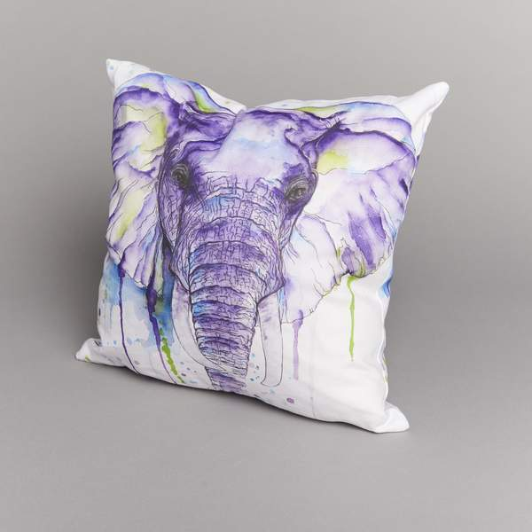 Elizabeth Grant Cushion Cover