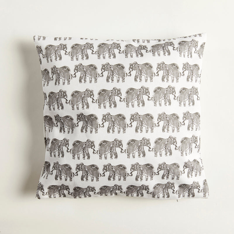 Erin Donohoe Elephant Cushion Cover
