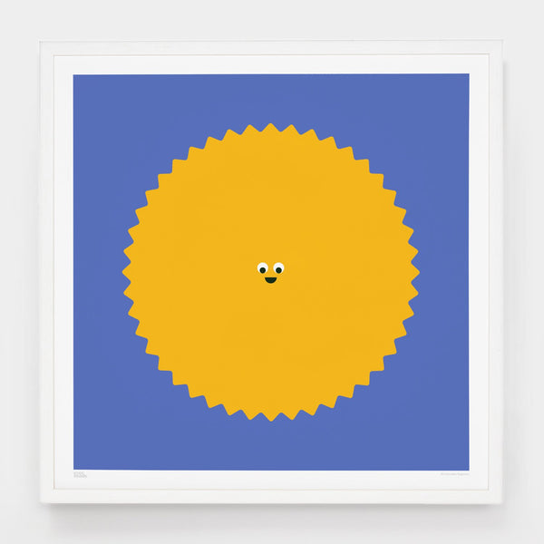 "Evermade - Giacomo Bagnara - ""Happy Sun"", 2020"
