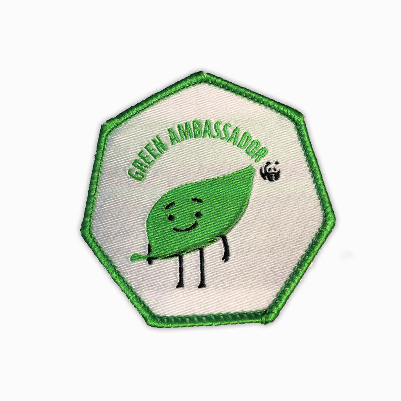 Green Ambassadors Sew On Badge