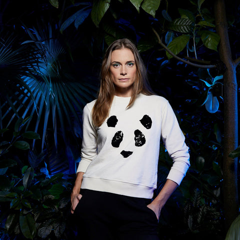 WWF x Zaggora Collection - Panda Sweatshirt