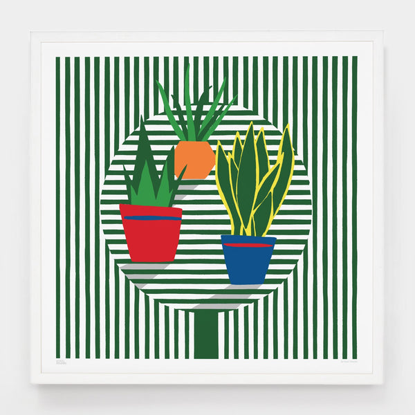 "Evermade - Paul Thurlby - ""Plants On A Table"", 2020"
