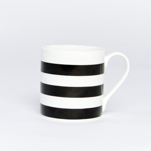 Species Stripe Bone China Mug