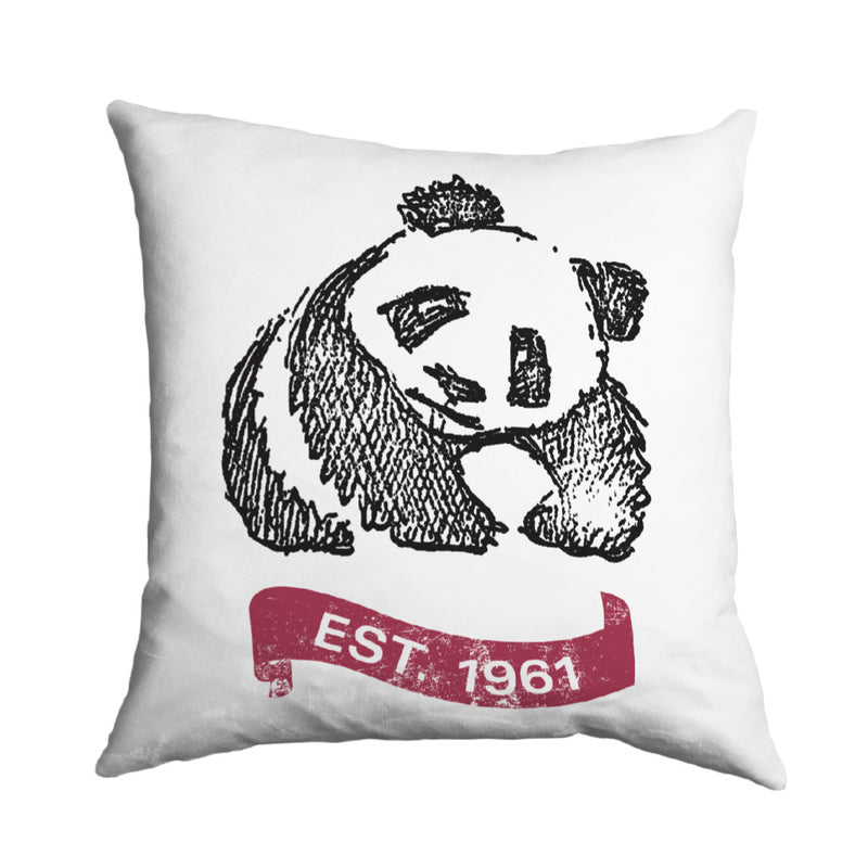 Heritage Panda Cushion Cover