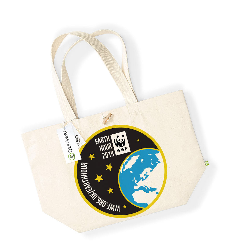Earth Hour 2019 Deluxe Tote