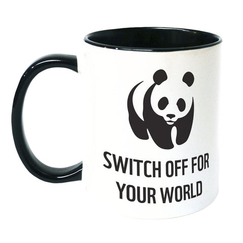 Earth Hour 2019 Switch For Your World Mug