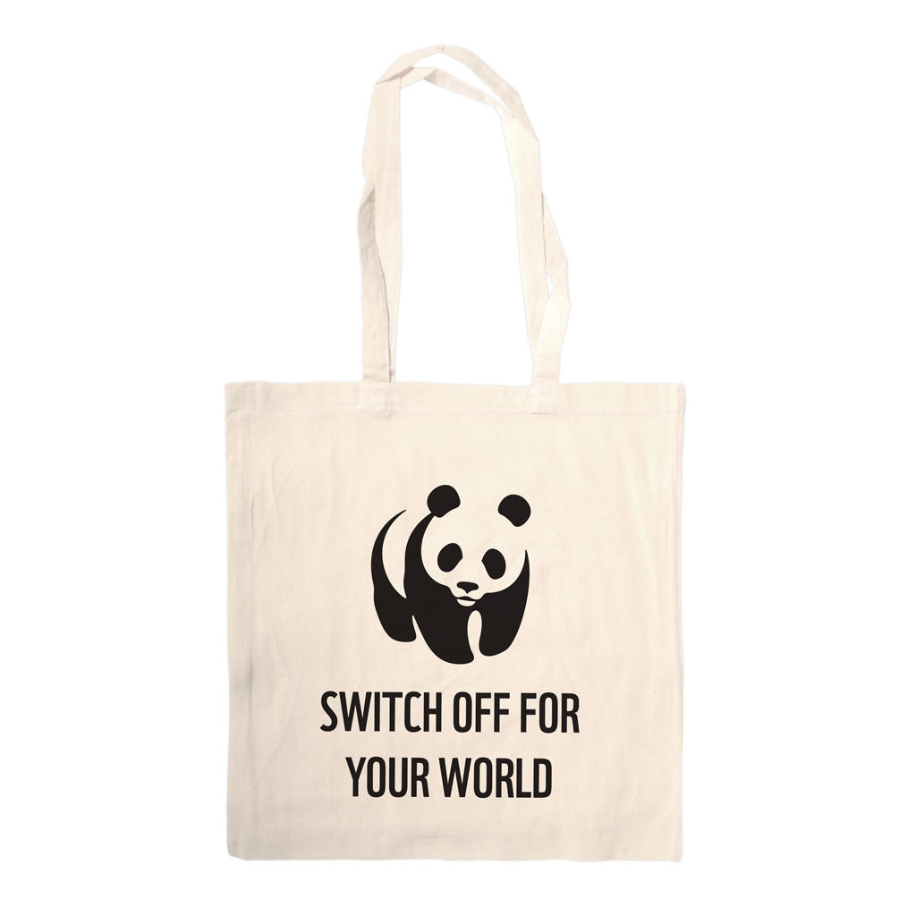 Earth Hour 2019 Switch For Your World Tote