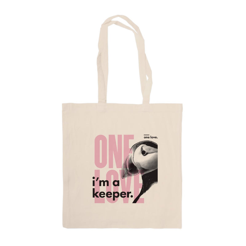 Lydia French 'One Love' Tote Bags