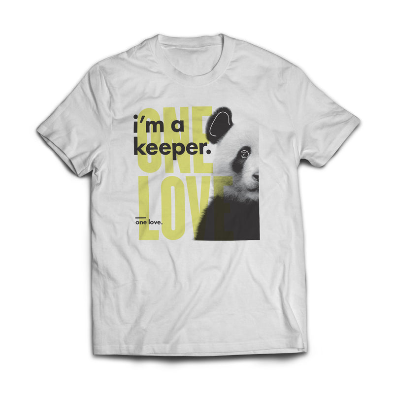 Lydia French 'One Love' T-shirt